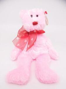 Genuine Original Ty Beanie Baby - My Sweet - Bear, 2007 Ty Beanie Babies