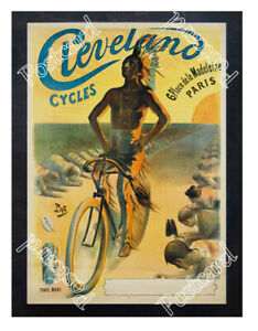 Historic-Cleveland-Cycles-1900s-Advertising-Postcard