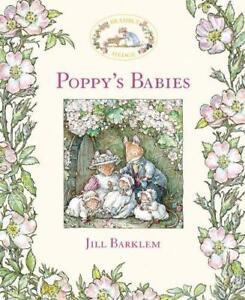 Poppy-039-s-Bebes-Brambly-Hedge-Por-Jill-Barklem-Nuevo-Libro-Libre
