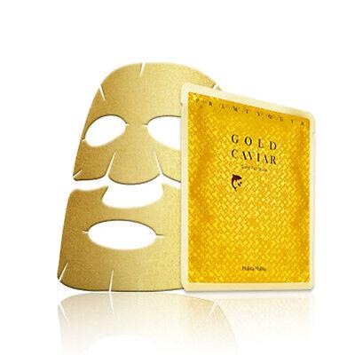 [Holika Holika] Prime Youth Gold Caviar Gold Foil Mask