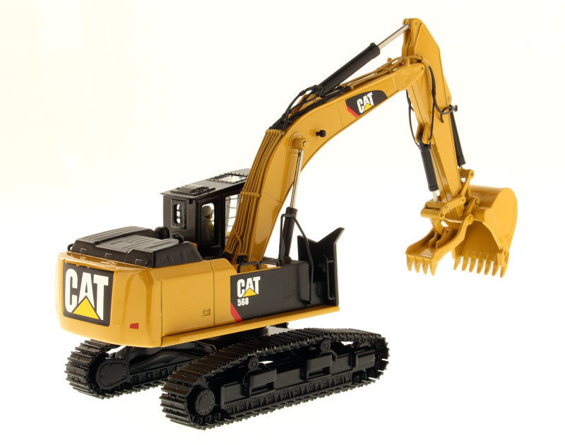 1 50 50 50 Scale Caterpillar 568 GF Road Builder-High Line Series Vehicles Model Toys 913fbb