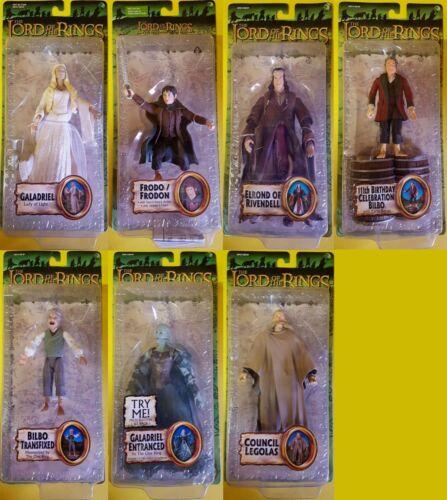 Fellowship of the Ring Figuren zum aussuchen Der Herr der Ringe Toy Biz