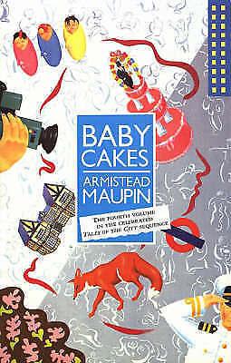"""""""AS NEW"""" Babycakes, Maupin, Armistead, Book"""