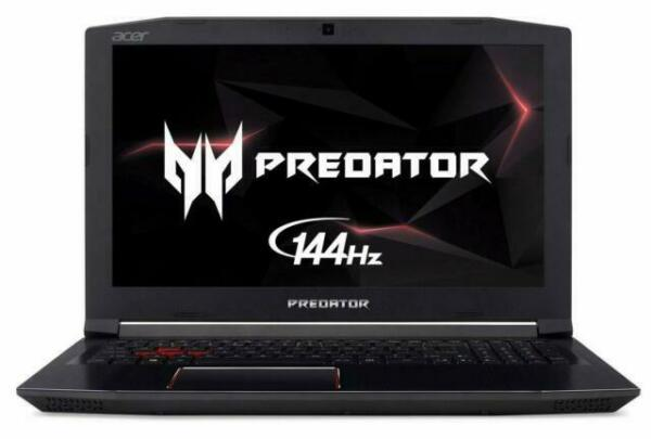 "Acer Predator Helios 300 Gaming Laptop PC 15.6"" FHD IPS W ..."