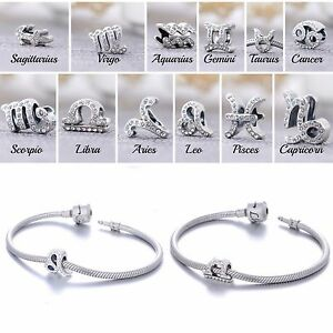 Zodiac-Sign-Charms-Collection-925-Sterling-Silver-Personalised-Gift