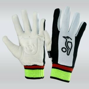 ND Cricket Wicket Keeping Chamois Full Finger Inner Gloves Premium Quality Mens