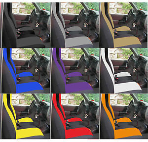 Image Is Loading Cc FORD RANGER CAR SEAT COVERS 60 40