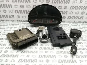 Details about 2013 VW Volkswagen Crafter 2 0 TDi SAM Control Engine ECU  Ignition Lock Set Kit