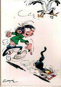 Franquin: Gaston, le chat et la mouette (1973)