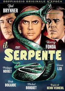 Il Serpente DVD A & R PRODUCTIONS