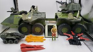 Rolling-Thunder-Playset-Near-Complete-1988-GI-Joe-Vehicle-with-Armadillo-SFB