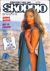 295-SKORPIO-ed-Eura-1983-con-Eleonora-Vallone-n-19-stato-Ottimo