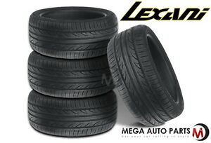 4 X New Lexani LXUHP 207 235 50ZR18 101W XL All Season High Performance Tires
