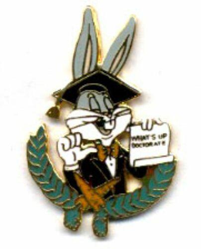 Pin/'s Looney Tunes Bugs Bunny diplômé Démons et Merveilles Les
