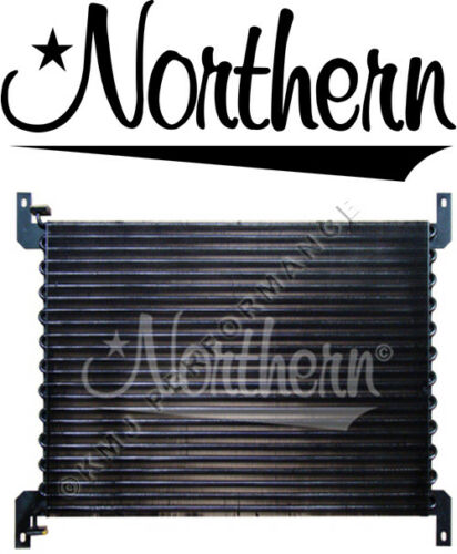 Northern 9241014 Replacement 96-06 Kenworth T2000 Series AC Condenser 4866845008