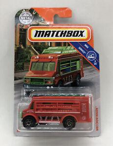 MATCHBOX MBX CHOW WAGON MBX SERVICE 9//20 GCF49