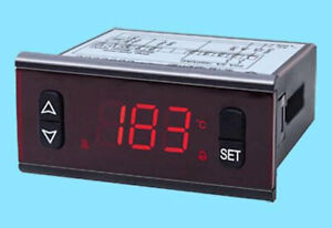 Gas-Pizza-Oven-amp-other-Temperature-amp-Humidity-Controller-ED681-0-999c-230VAC