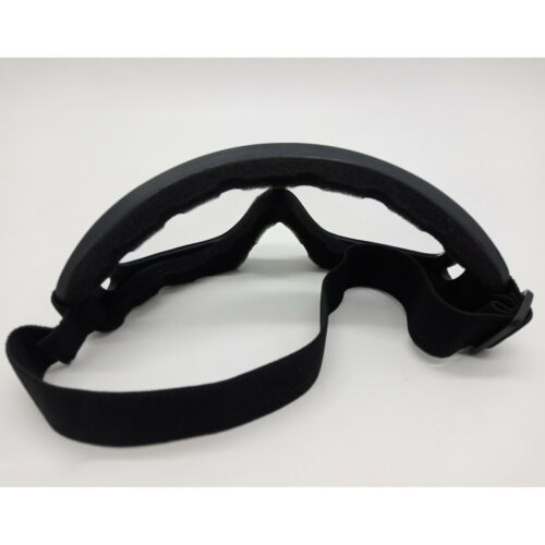 Safety Glasses Lab Work Protective  Eye Protection Goggles Black High Quality