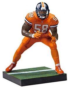 detailed look 2c70e cc49f Details about McFarlane NFL Madden 18 Series 1 Denver Broncos Von Miller  Color Rush Uniform