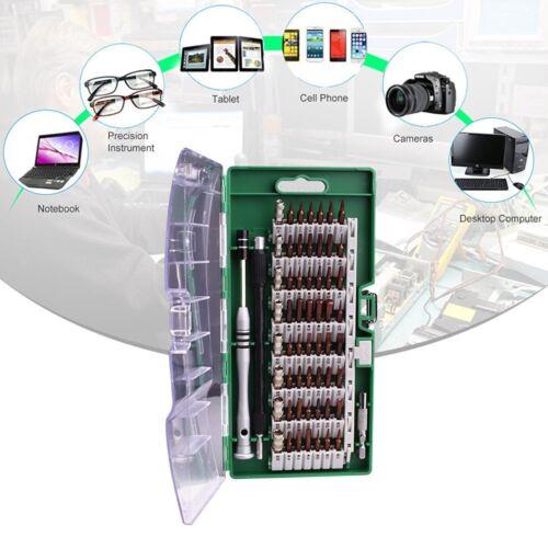 60in1 Screwdriver Set Multi-purpose Precision Tweezer Cell Phone Repair Tool set