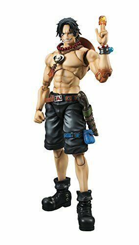 Héroes de acción variable DX Portrait Of Pirates X Vah de una sola pieza Portgas D Ace