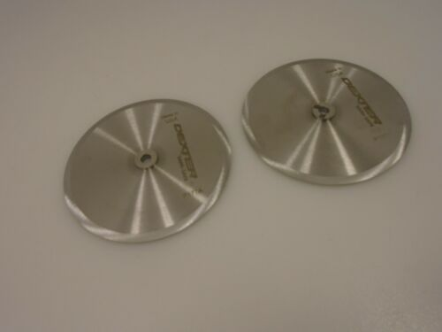P177A Dexter USA 4inch Pizza Cutter Wheels Replacement Parts 2 Pack Wheels Only