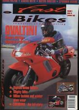 FAST BIKES MAGAZINE - January 1992