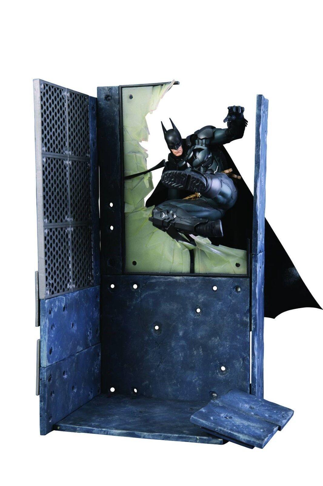 BATMAN ARKHAM 2 KNIGHT GAME BATMAN AND ARKHAM KNIGHT ARTFX+ 2 ARKHAM STATUE SET e8677a