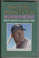 MLB Book : Mickey Mantle's Greatest Hits by David S. Nuttall