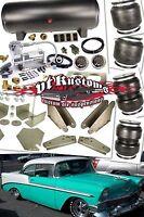 55-57 Bel Air Air Ride Suspension Kit
