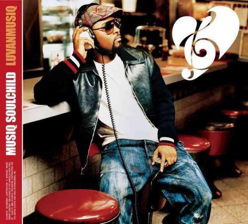 musiq soulchild cd 2007 vinyl