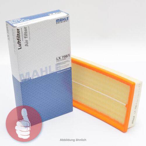 MAHLE ORIGINALE filtro aria LX 737 OPEL