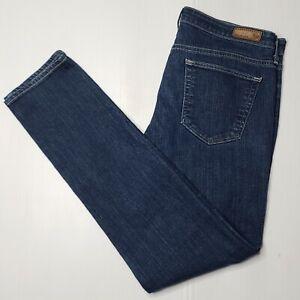 Adriano Goldschmied AG 31 R The Stilt Cigarette Leg Skinny Dark Wash Women Jeans