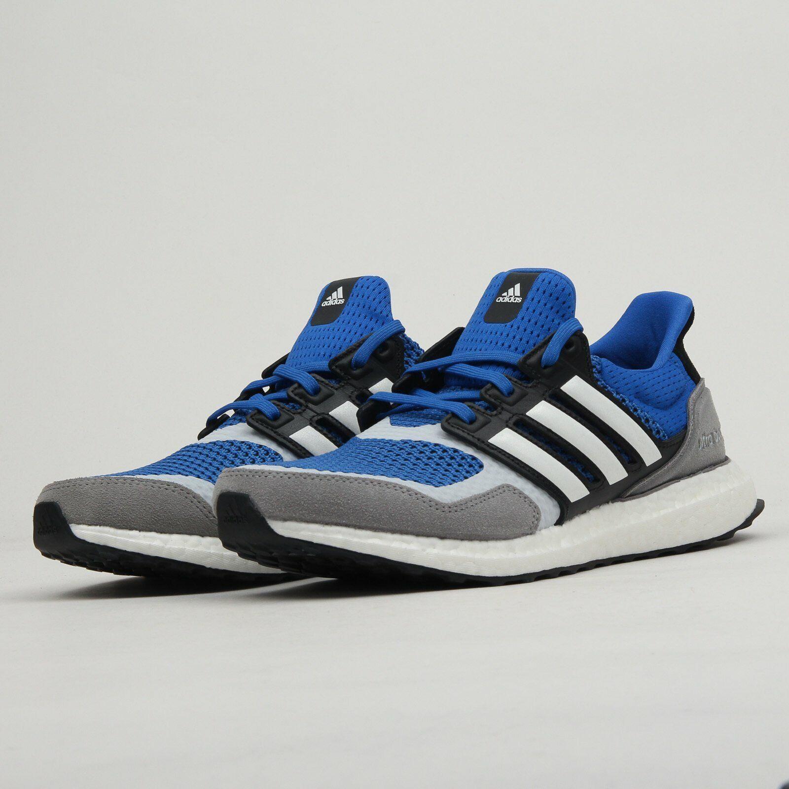 adidas UltraBoost S&L m Blau   ftwwht   grau tree US 12 (eur 46 2 3), Männer