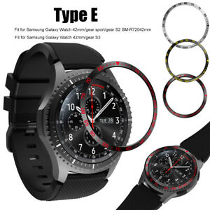 GI-Metal-Watch-Time-Ring-for-Samsung-Galaxy-Watch-42mm-46mm-Gear-Sports-S2-Welc