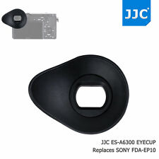 JJC 360º Rotatable Oval Eyecup Eyepiece For Sony A6300 A6000 NEX-6/7 as FDA-EP10