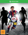 FIFA 16 Xbox One Xb1 Australian Stock EA
