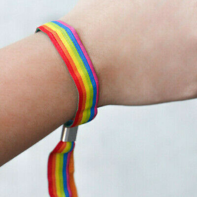 love for all Armband CSD LGBT Pride Gay Festival Bändchen All for love