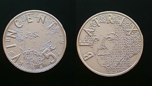 Silver Proof 150th birthday of Vincent van Gogh Netherlands 5 Euro 2003