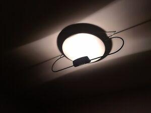 Lampadari E Plafoniere Abbinate : Arteluce spilla lampadario plafoniera luciano pagani ceiling
