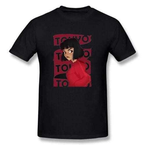 La casa de papel T Shirt Argent Heist Tokyo tee shirt Round Collar Man T Shirt