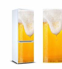 Vinilos para neveras | Vinilo Frigorífico Cerveza Espumosa | Stickers Frigo