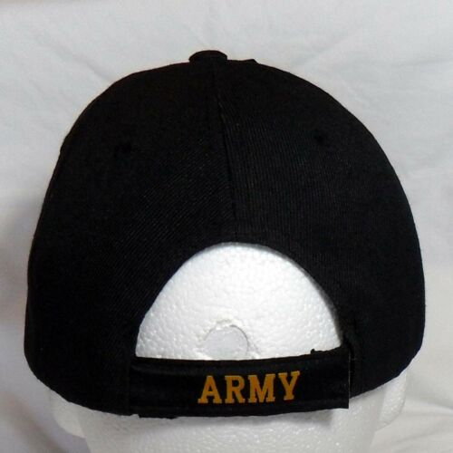 Army OFFICIALLY LICENSED Embroidered With Seal /& Flag Baseball Cap Hat U.S