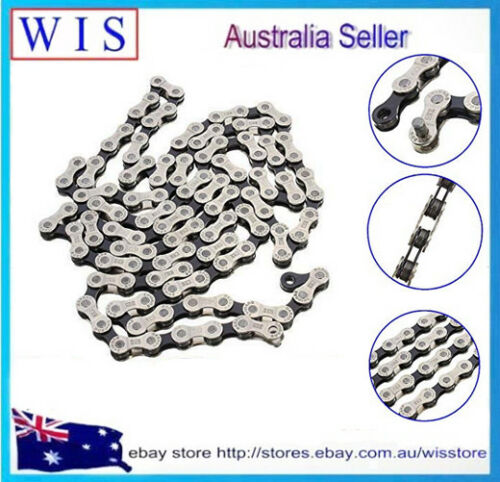 Professional Mountain Bike Bicycle Steel Chain with 116 Links For 8 Speed-96411