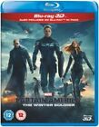 Captain America The Winter Soldier 3d & 2d Blu Ray