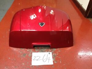 TRIUMPH-TROPHY-1215-TOP-BOX-LID-IN-RED-SPRINT-GT-NO-2264
