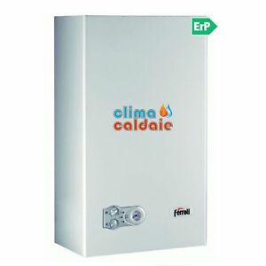 Caldaia-a-GAS-GPL-24-KW-Ferroli-DIVAPROJECT-C24-Camera-aperta-Tiraggio-naturale