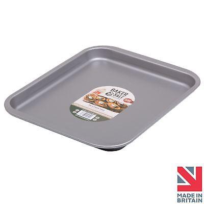 Baker & Sale ® 36cm Vassoio Forno Cottura Torrefazione Tin-non-stick & Lavabile In Lavastoviglie-