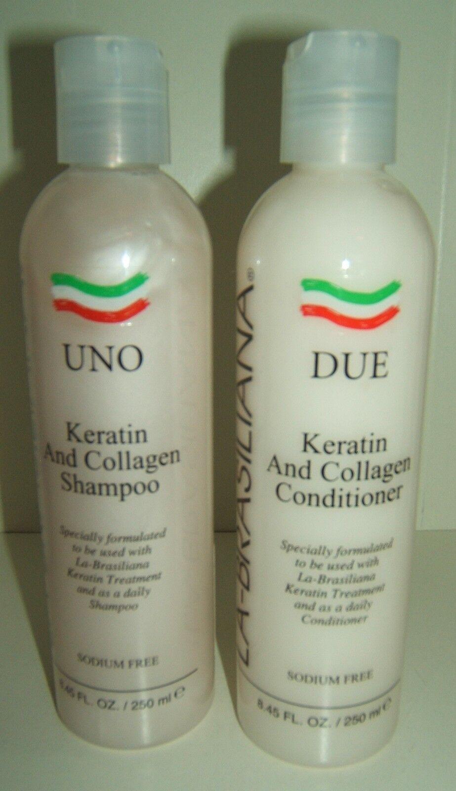 La Brasiliana Brazilian Keratin Treatment Aftercare Shampoo