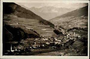 Matrei-am-Brenner-Tirol-Osterreich-AK-1920-30-Innsbrucker-Nordkette-Berge-Alpen